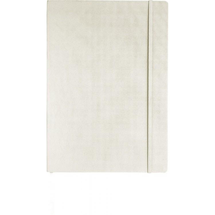Carnet de notes A4 à couverture rigide - Cahier avec logo