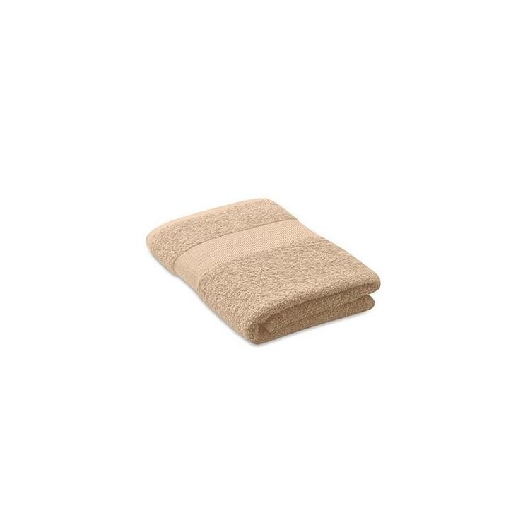 Serviette coton bio 100x50cm - Produits avec logo