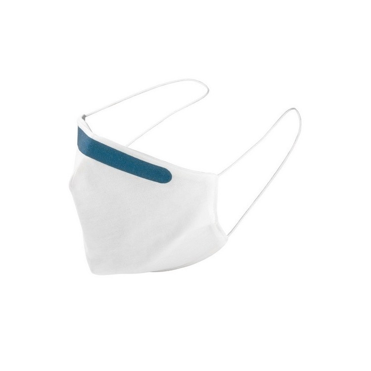 Masque coton réutilisable personnalisé - Anti COVID personnalisable