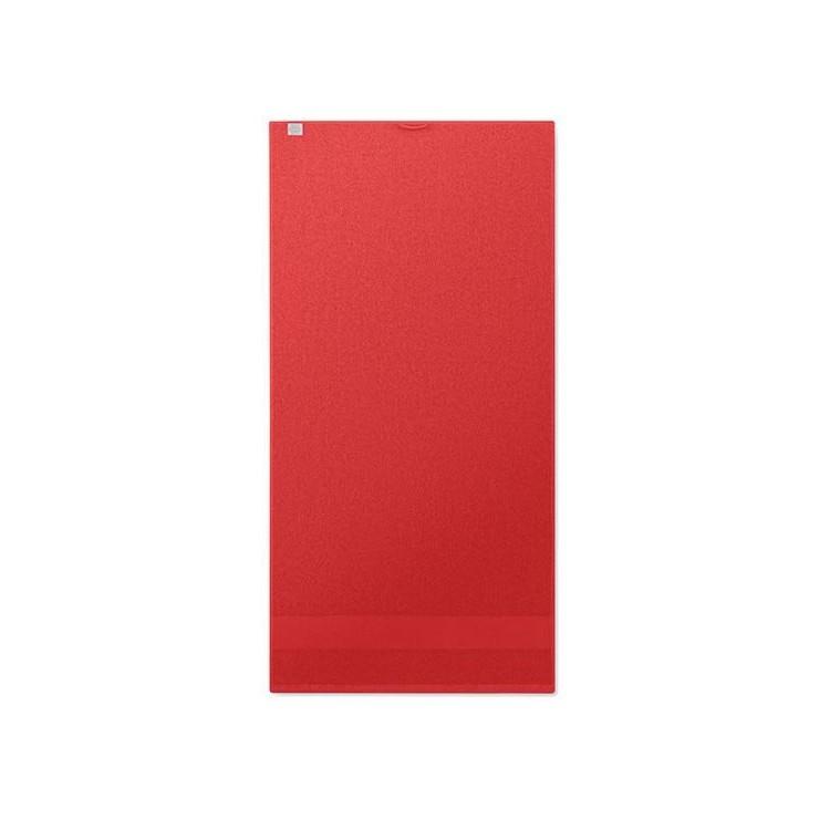 Serviette coton bio 100x50cm - Sport avec logo