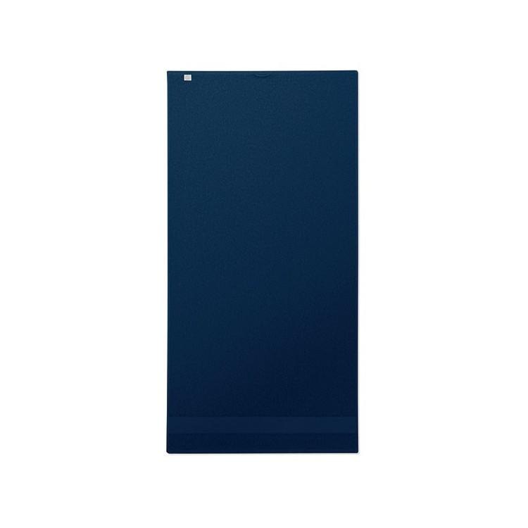 Serviette coton bio 140x70cm - Sport publicitaire