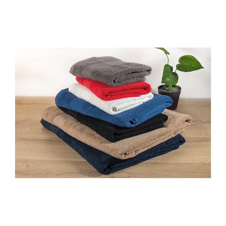 Serviette coton bio 140x70cm - Produits publicitaire