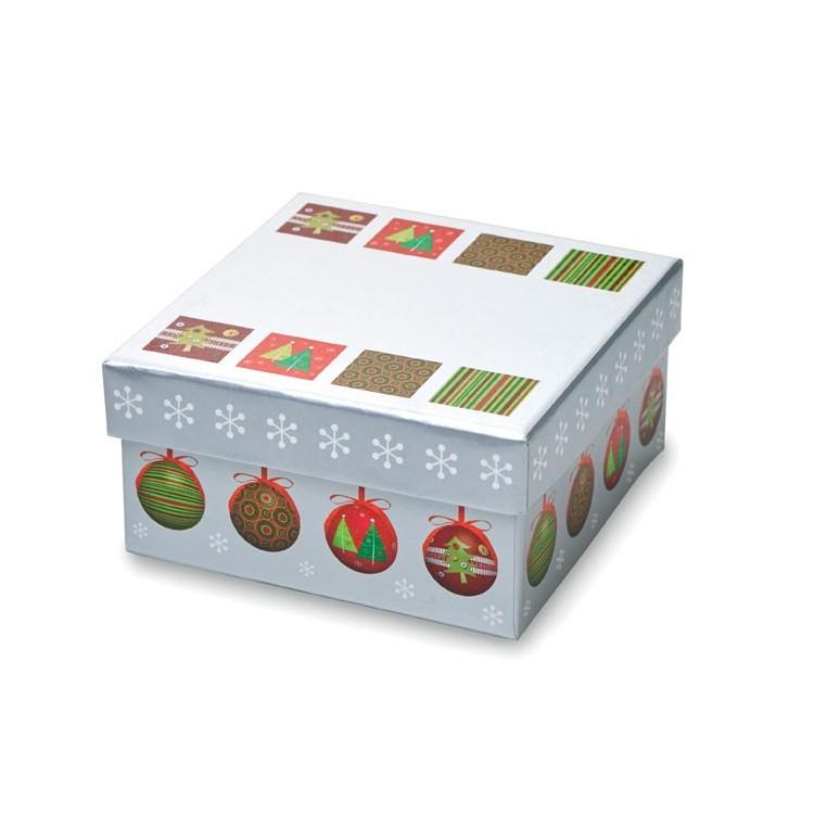 Ensemble de boules de Noël publicitaire - Noël personnalisé
