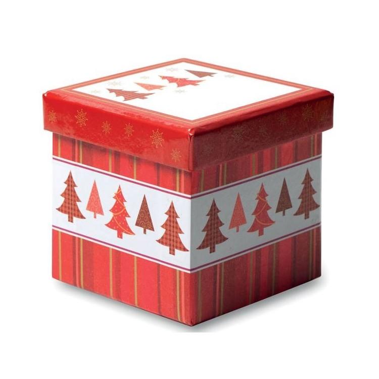 Boule de Noël et boîte assortie personnalisé - Noël personnalisable