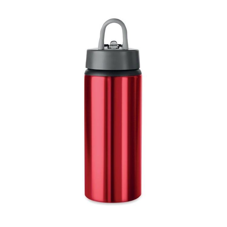 Bouteille Aluminium 600 ml personnalisé - Objet personnalisable en quadrichromie personnalisable