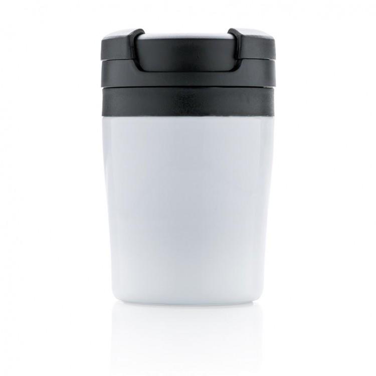 Tasse 16cl format machine à café publicitaire - Mug isotherme personnalisé