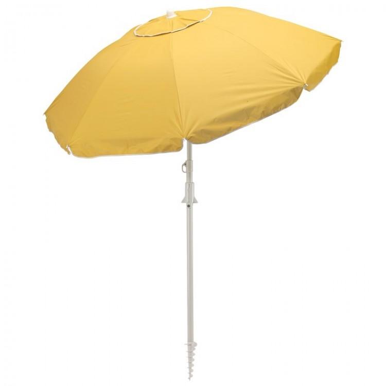 Parasol 156 cm de diamètre - Été avec logo