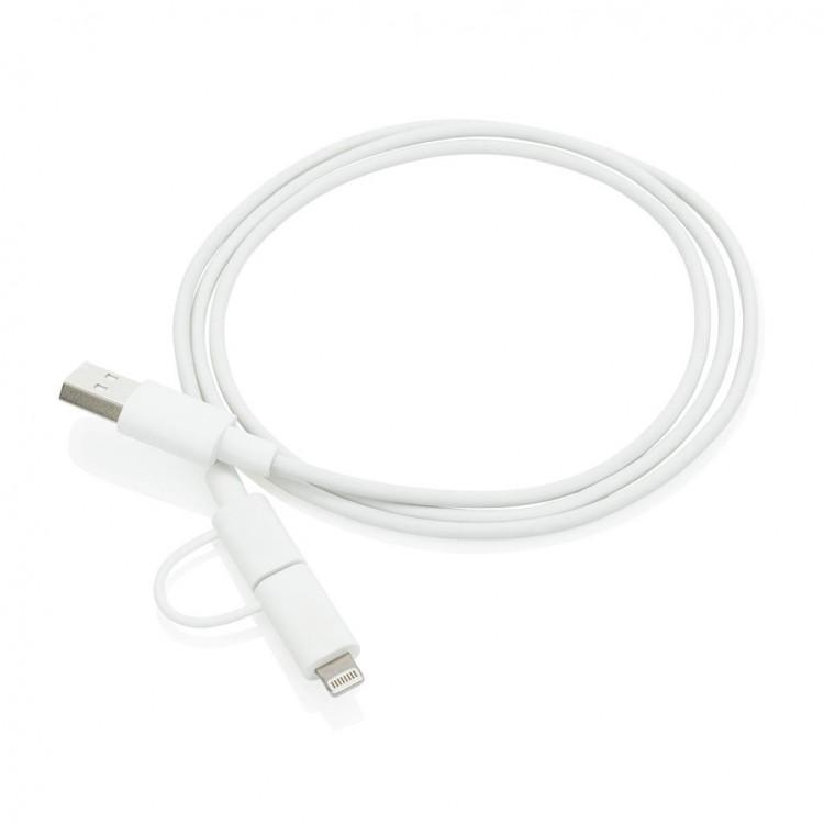 Câble chargement iPhone - Câble personnalisé