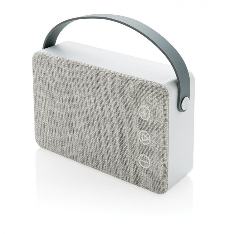 Enceinte 2 x 3W technologie BT 4.1 personnalisée - Enceinte & haut-parleur personnalisable