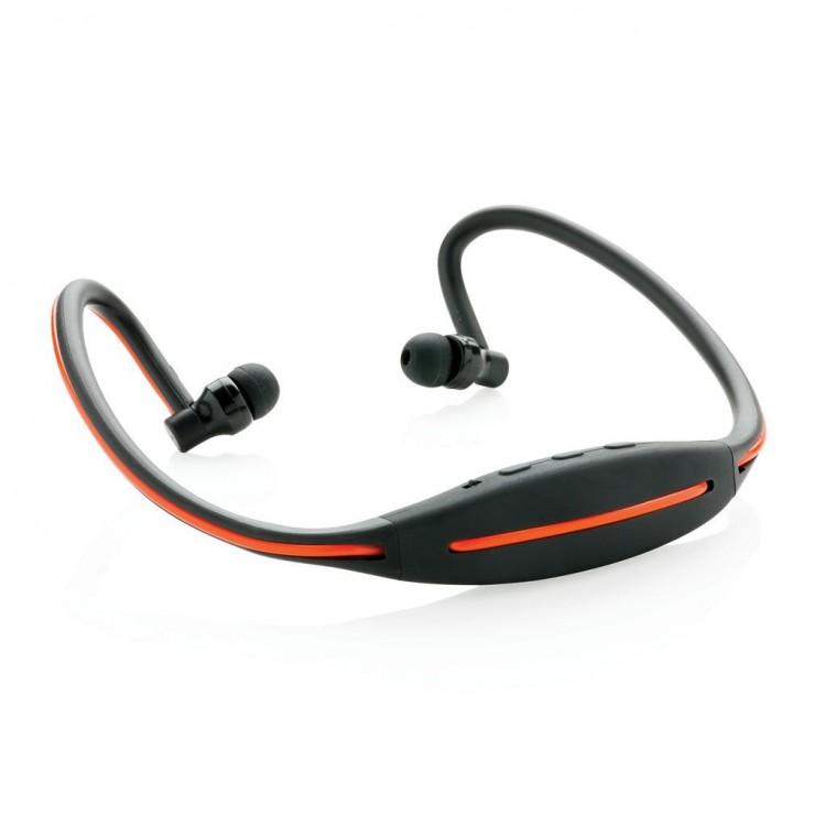 Casque audio sans fil avec LED - Casque audio personnalisable