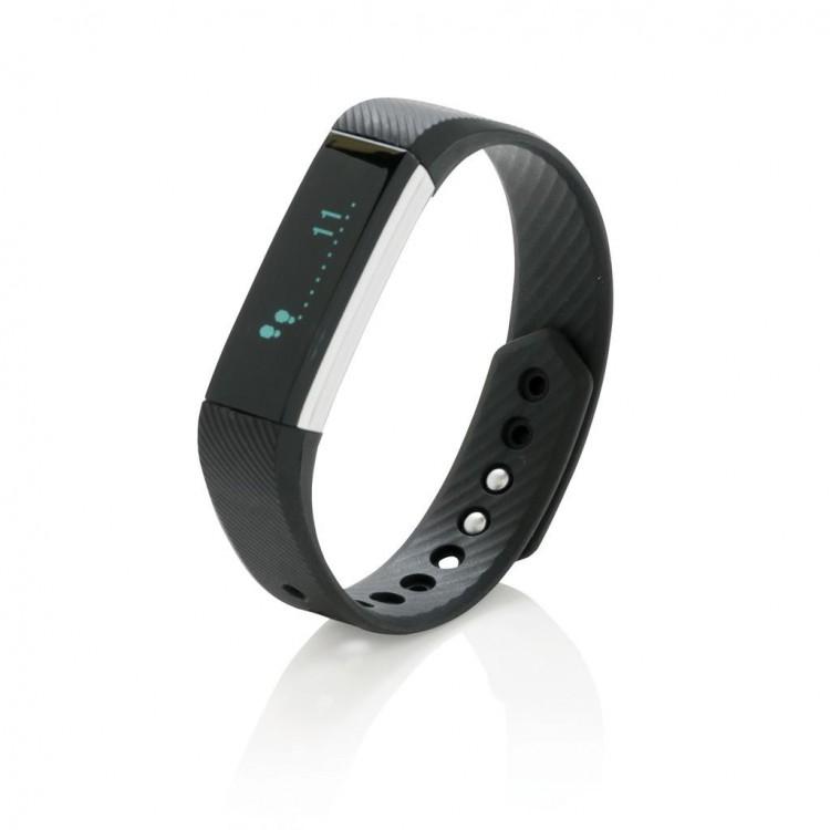 Bracelet connecté - Montre connectée publicitaire