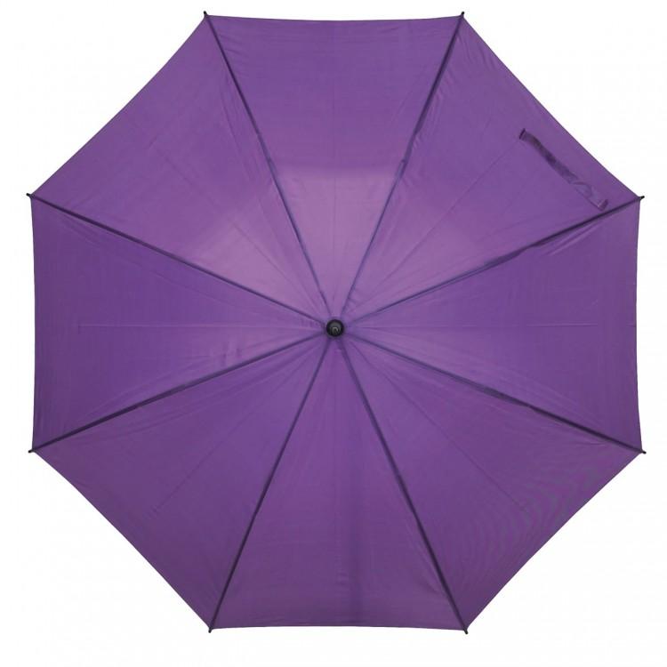 Parapluie manuel publicitaire - Hiver personnalisé