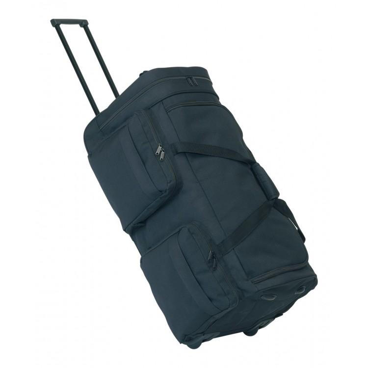 Grand sac de voyage à roulette personnalisé - Valise à roulettes & trolley personnalisable