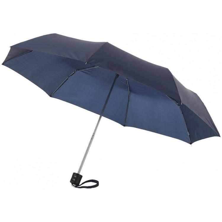 Parapluie pliable (97 cm) - Parapluie pliable avec logo