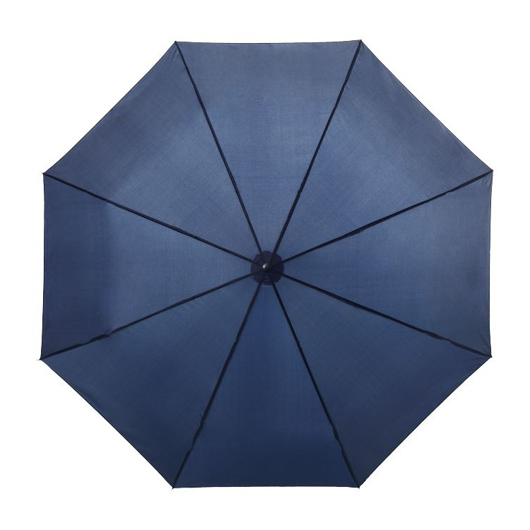 Parapluie pliable (97 cm) - Hiver avec logo
