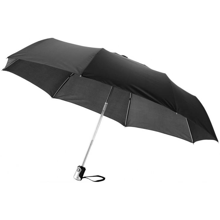 Parapluie pliant (98 cm) - Parapluie pliable avec logo