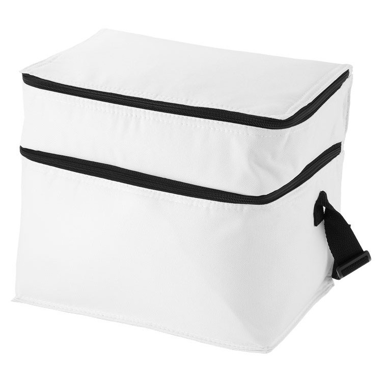 Sac isotherme double compartiment personnalisé - Sac isotherme personnalisable
