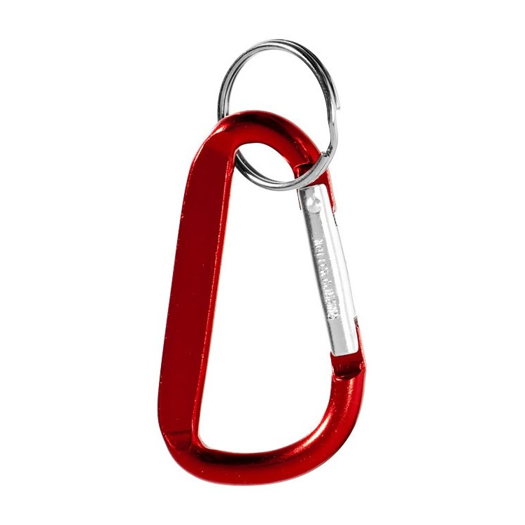 Porte-clés mousqueton personnalisé - Porte-clé métal personnalisable