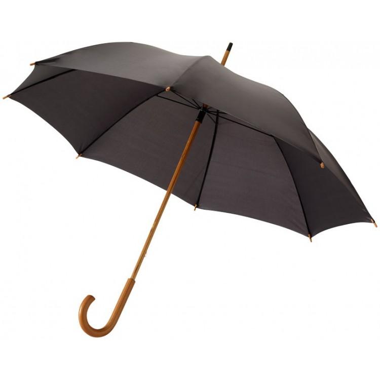 Parapluie poignée bois (106 cm) - Parapluie personnalisable