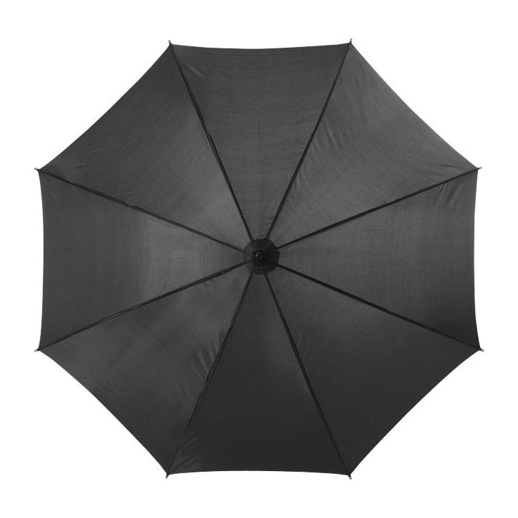 Parapluie automatique bois (106 cm) - Parapluie canne avec logo