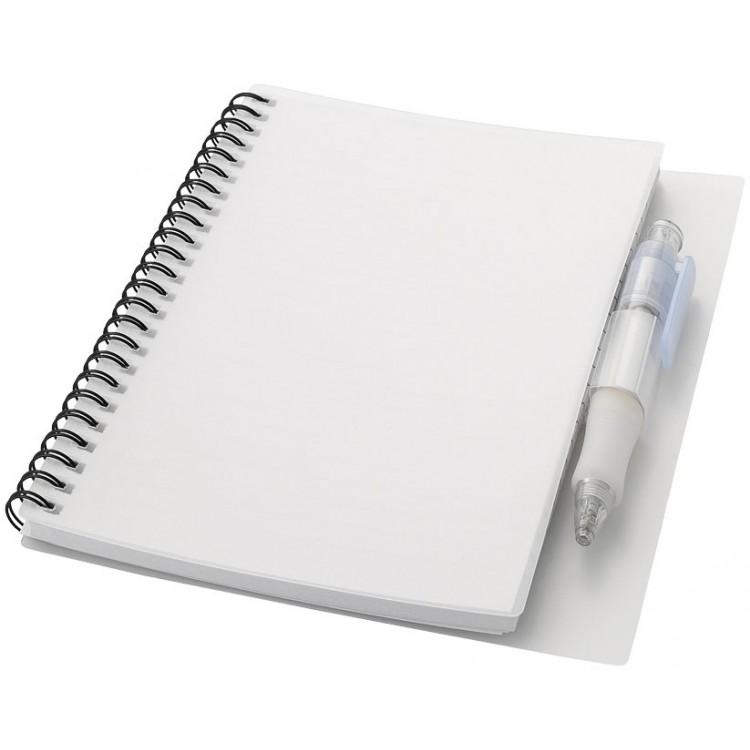 Carnet de notes A5 - Carnet avec logo