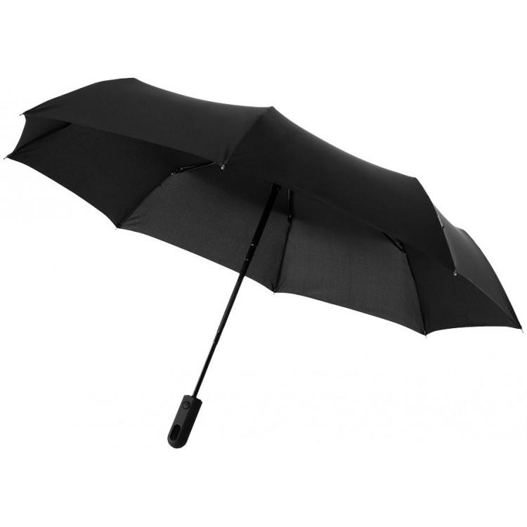 Parapluie automatique voyageur (98 cm) - Parapluie pliable publicitaire