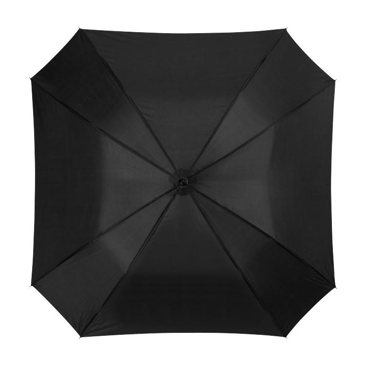 Parapluie automatique carré - Parapluie canne avec logo