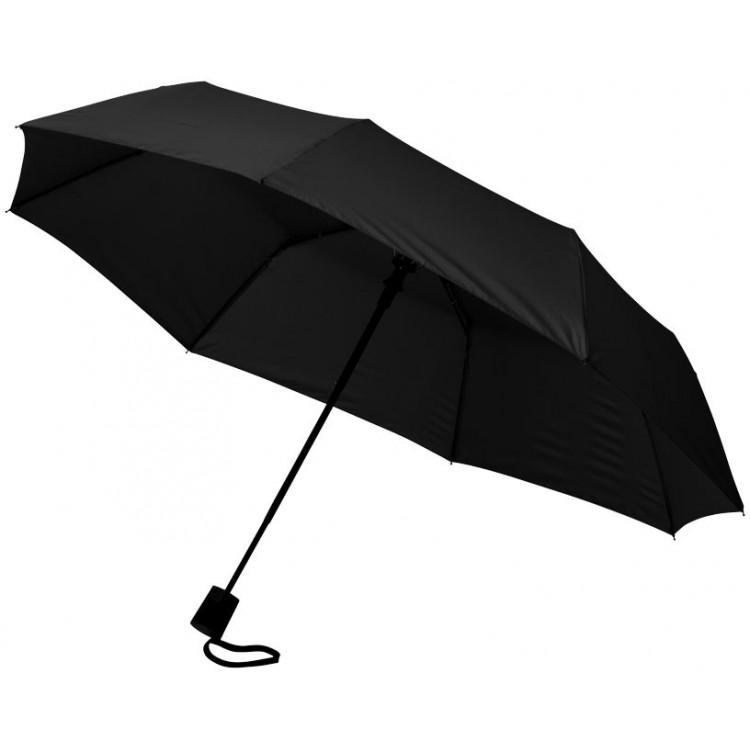 Parapluie automatique 106 cm - Parapluie pliable publicitaire