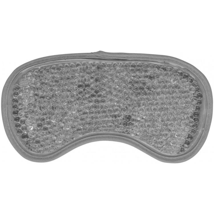 Masque avec gel chaud/froid personnalisé - Kit de voyage personnalisable