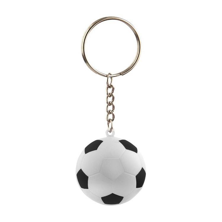 Porte-clés ballon de foot personnalisé - Porte-clé personnalisable