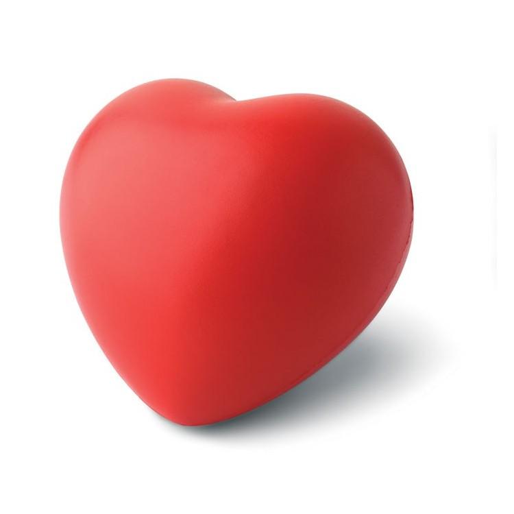 Coeur antistress - Enfants avec logo