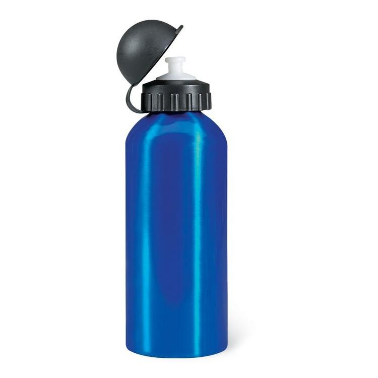 Gourde Aluminium (600 ml) publicitaire - Gourde de sport personnalisée