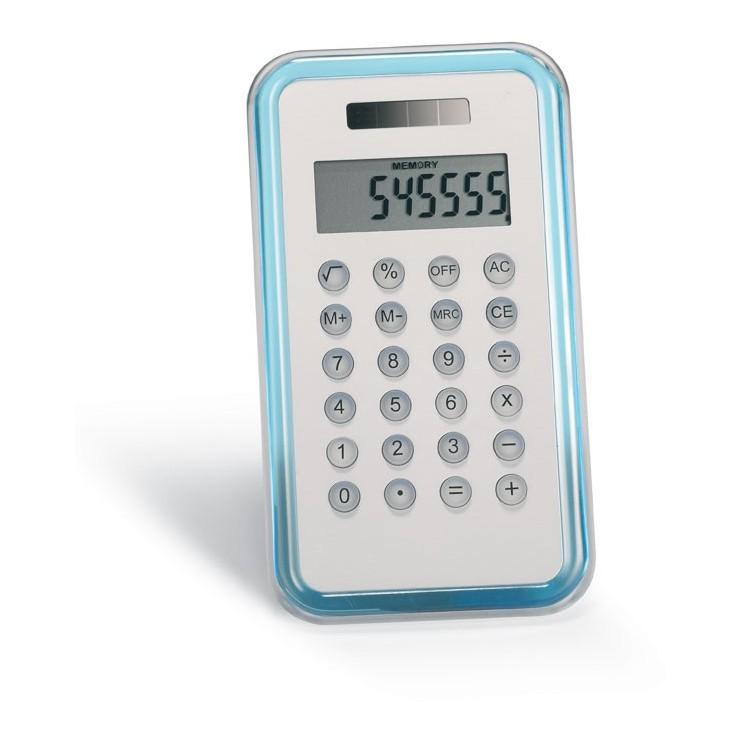 Calculatrice 8 chiffres - Bureau publicitaire