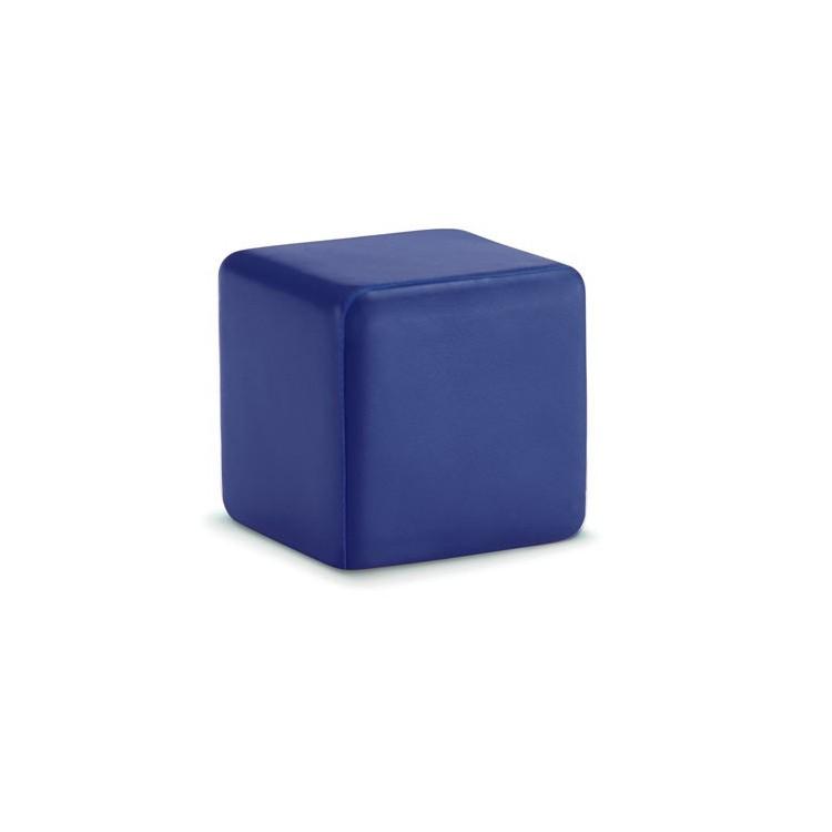 Cube en mousse antistress - Enfants avec logo