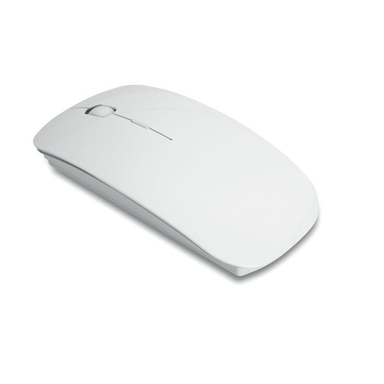 Souris sans fil - Souris d'ordinateur avec logo