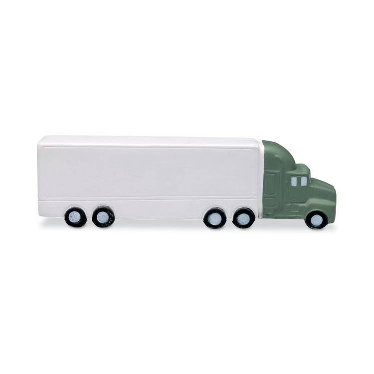 Balle anti stress camion publicitaire - Plein air personnalisé