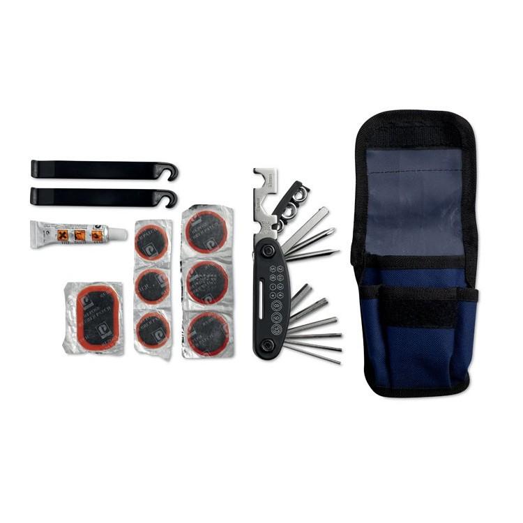 Kit de réparation vélo - Boîte à outils personnalisable