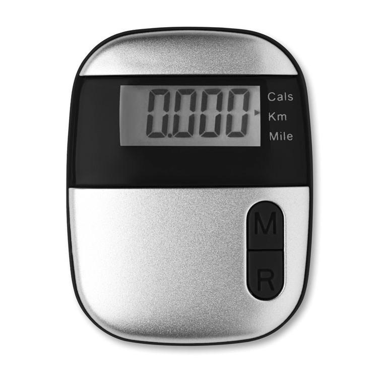 Podomètre en ABS personnalisé - Podomètre personnalisable