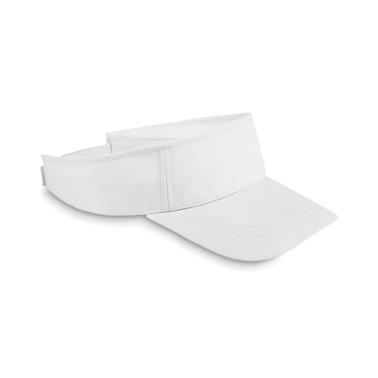 Visière en polyester - Casquette personnalisée