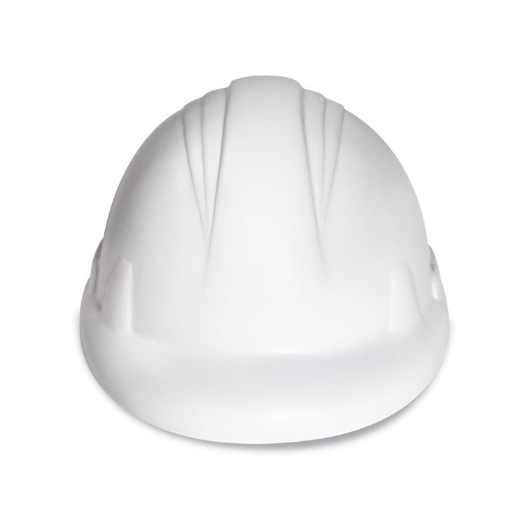 Balle anti stress casque de chantier - Antistress publicitaire
