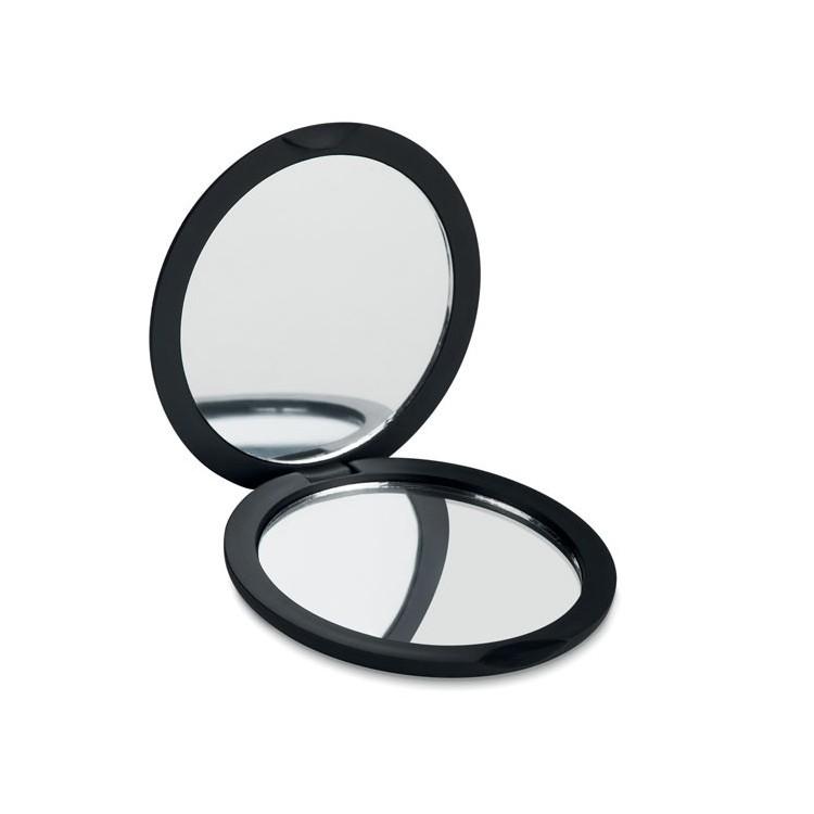 Miroir double face - Miroir avec logo