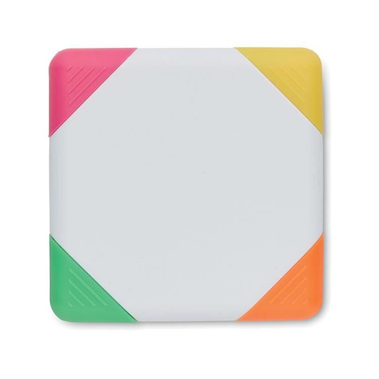 Surligneurs (4 couleurs) personnalisé - Enfants personnalisable