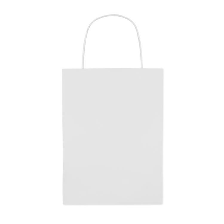 Sac cadeau (petit format) publicitaire - Été personnalisé