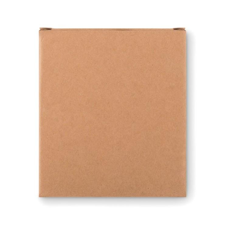 Boîte de 4 craies de couleur personnalisée - Enfants personnalisable