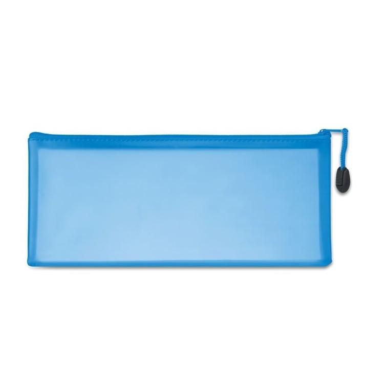 Trousse à crayon en PVC personnalisée - Trousse personnalisable