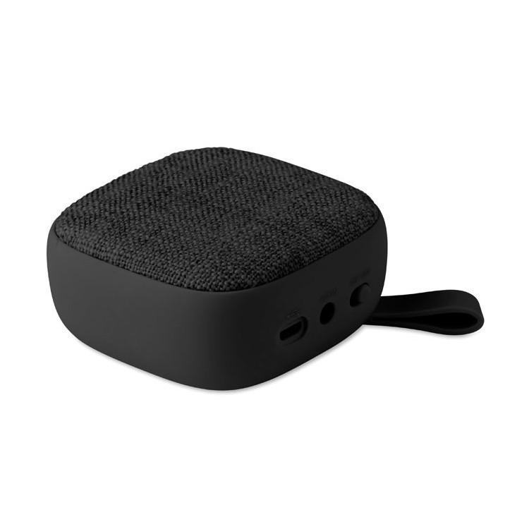 Enceinte bluetooth carrée - Enceinte & haut-parleur avec logo
