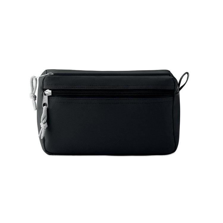 Trousse de toilette 600D - Vanity-case avec logo