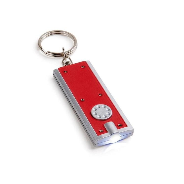 Porte-clés lumineux - Porte-clé gadget publicitaire