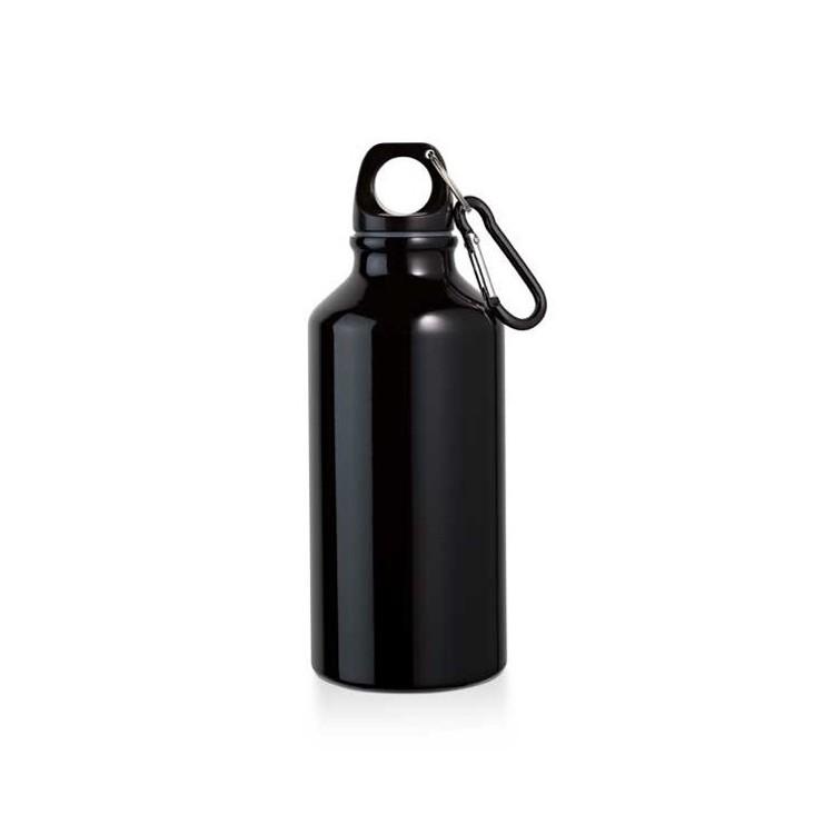 Gourde en aluminium (400 ml) publicitaire - Sport personnalisé