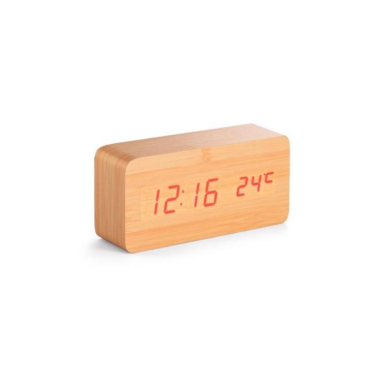 Horloge MDF personnalisée - Hi Tech personnalisable